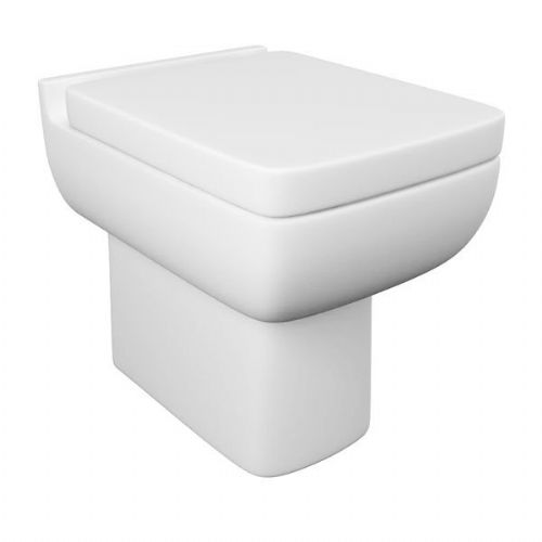Kartell Options Back To Wall - Soft Close Seat